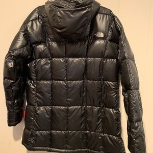 THE NORTH FACE black track jacket XL NWT